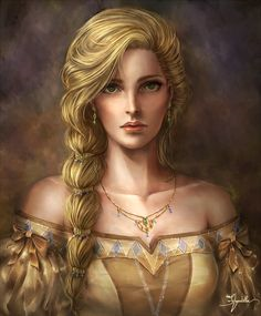 Portrait of Sallina Kath of House Kath in Ptolus the City by the Spire UNOFFICIAL