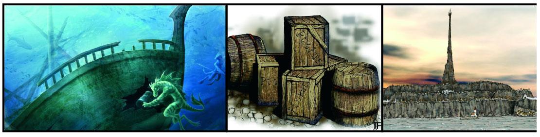 The Ptolus Docks