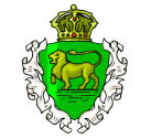 Iconography Symbol Imperial Seal Empire of Tarsis Ptolus Golden Lion Crown Field of Green