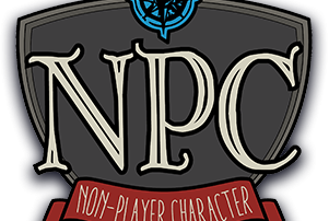 Non-Player Characters NPCs in Ptolus the City by the Spire Logo