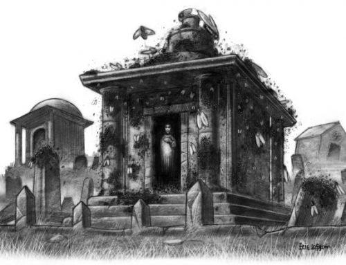The Crypt Home of Igor Reichstav