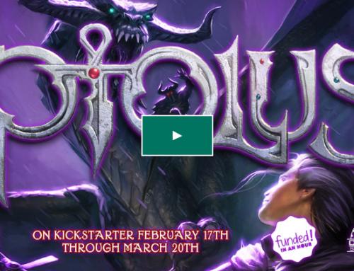 Ptolus Kickstarter Campaign Now Live!