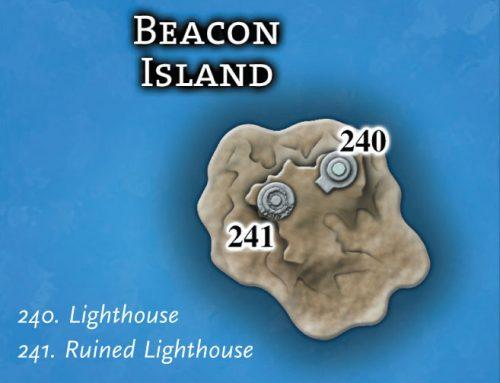 The Secrets of Beacon Island