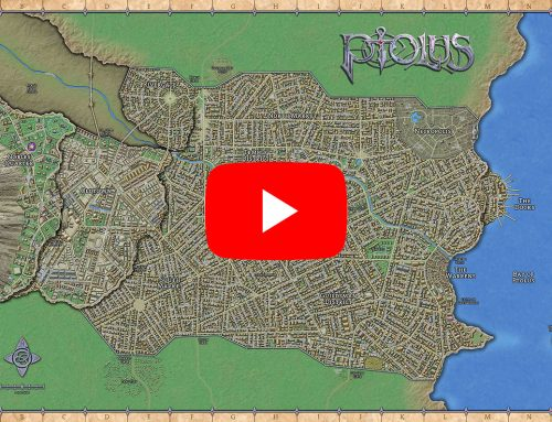 Special Considerations in a Ptolus Campaign for DMs & Players (Video)