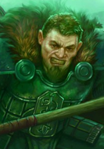 Brig Stoneheart, Knight of the Pale of Ptolus the City by the Spire