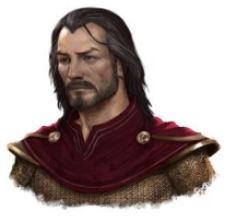 Camren Kahtru, Eldest son of Ptolus the City by the Spire