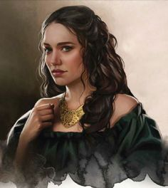 Marie Urnst, Middle daughter of Commissar Igor Urnst Ptolus the City by the Spire