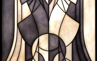 Ptolus Gods The Sisters Stained Glass