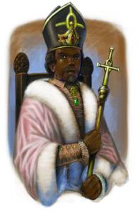 Rehobeth Ylestos, Holy Emperor of Lothian of Ptolus the City by the Spire