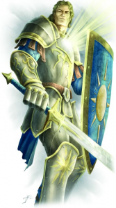 Stern Vsool, Paladin of Gaen of Ptolus the City by the Spire