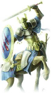 Thorrim Kolvir, Paladin of Lothian of Ptolus the City by the Spire