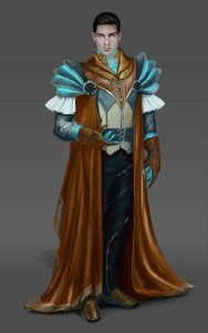 Utresh Dallimothan of Ptolus the City by the Spire